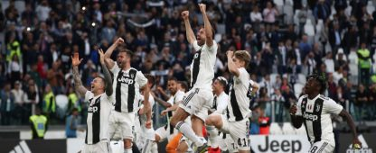 Serie A, la classifica finale: Juve campione