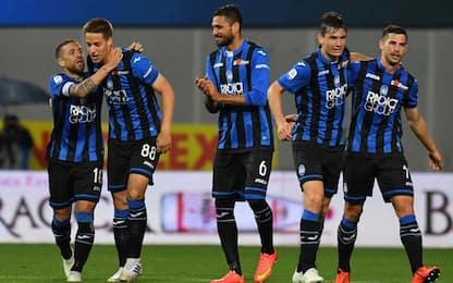 Serie A, Atalanta-Sassuolo 3-1: gol e highlights