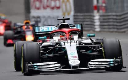 F1, Gp Montecarlo: vince Hamilton davanti a Vettel e Bottas