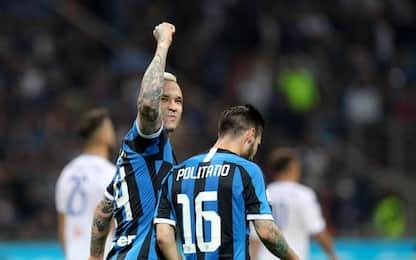 Serie A, Inter-Empoli 2-1: gol e highlights
