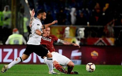 Serie A, Roma-Parma 2-1: gol e highlights