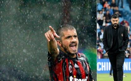 Gattuso lascia il Milan, trionfi in campo e panchina dura