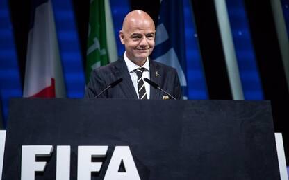 Fifa, Infantino indagato, procedimento in Svizzera