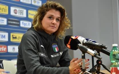 Cristiana Girelli, chi è la bomber della Nazionale femminile di calcio