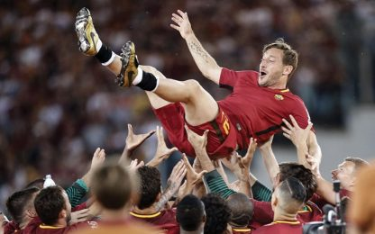 """Speravo de morì prima"", ecco la serie tv Sky su Francesco Totti"
