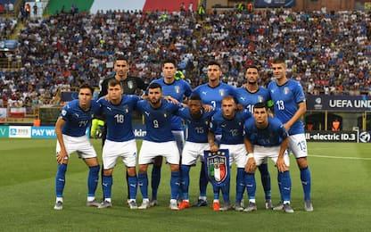 Europei Under 21, finisce 0-1 Italia-Polonia