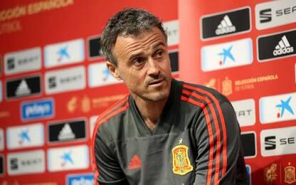 Dopo la morte della figlia Luis Enrique torna ct della Spagna