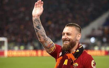 """De Rossi: """"Addio alla Roma? Totti mi ha preparato"""""""