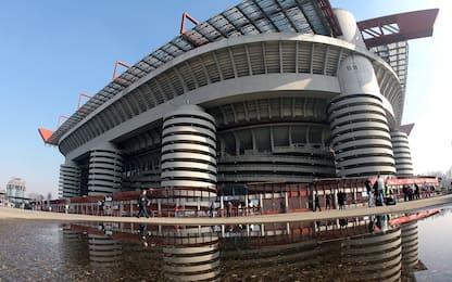 San Siro, fotostory dello stadio di Milano
