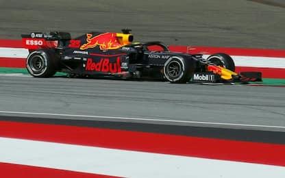 Formula 1, Gp d'Austria: vince Verstappen su Leclerc. Bottas 3°