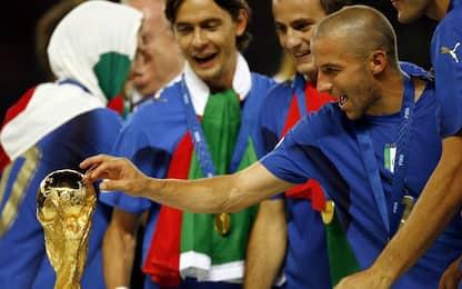 Cosa fanno oggi i giocatori della Nazionale italiana 2006