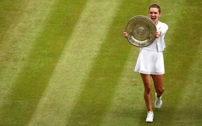 A Wimbledon trionfa Halep, Serena Williams battuta in due set