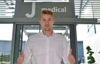 Chi è Matthijs de Ligt, il gigante olandese neo-acquisto della Juve