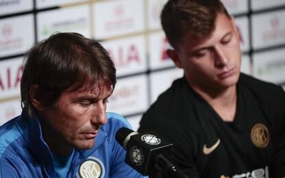 """Inter, Conte: """"Siamo in ritardo sul mercato"""""""
