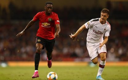 ICC 2019, Manchester United-Milan 7-6 d.c.r: gol e highlights. VIDEO