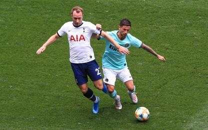 Missione Inter a Londra: nel mirino Eriksen e Giroud