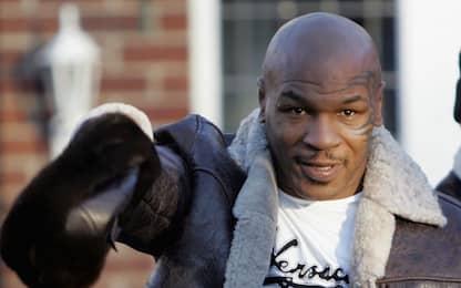 Mike Tyson su test antidoping: usavo pene finto e urina dei miei figli