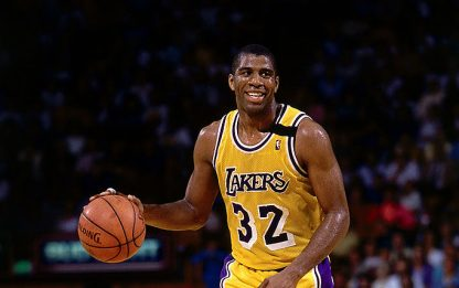 Magic Johnson compie 60 anni. LA SUA FOTOSTORIA