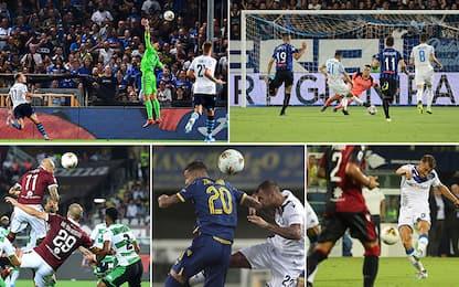 Serie A, vincono Atalanta, Brescia, Lazio e Torino: gol e highlights