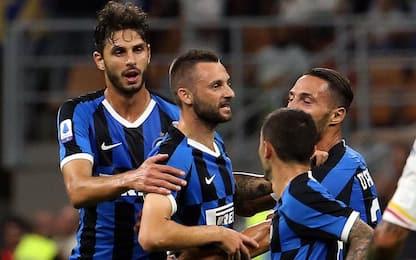 Inter-Lecce 4-0: video, gol e highlights della partita di Serie A