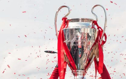 Sorteggi di Champions League: la diretta live