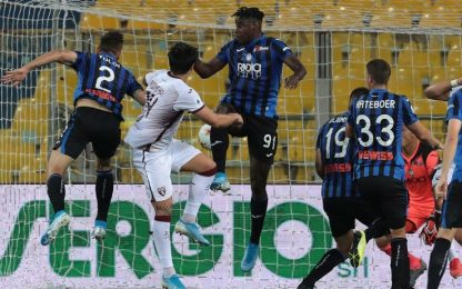 Atalanta-Torino 2-3: video, gol e highlights della partita di Serie A