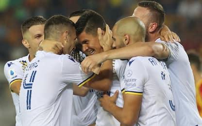 Lecce-Verona 0-1: video, gol e highlights della partita di Serie A