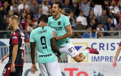 Cagliari-Inter 1-2: video, gol e highlights della partita di Serie A