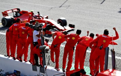 F1, Gp Monza, vince Leclerc: video highlights della gara