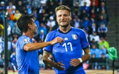 L'Italia vince anche in Finlandia, Euro 2020 a un passo