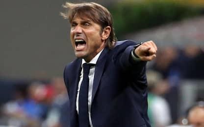 Antonio Conte, minacce e busta con proiettile. Rafforzata la vigilanza