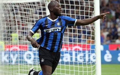 Cori razzisti contro Lukaku, nessuna sanzione per il Cagliari
