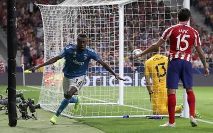 Champions League, Atletico Juventus 2-2: gol e highlights. VIDEO
