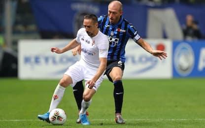 Atalanta-Fiorentina 2-2: video, gol e highlights della partita