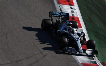 Formula 1, Gp Russia, vince Hamilton: video highlights della gara