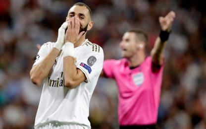Real Madrid-Bruges 2-2: video, gol e highlights della partita di Champions League