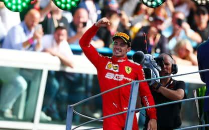 Ferrari, Charles Leclerc rinnova il contratto fino al 2024