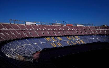 Scontri Catalogna, rinviato il 'Clasico' Barcellona-Real Madrid