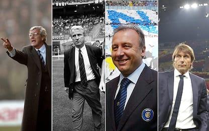 Derby d'Italia: chi ha allenato Inter e Juve