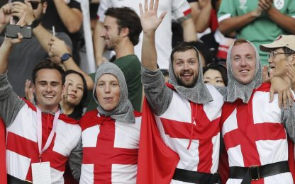 Mondiali Rugby 2019, i cappelli originali dei tifosi. FOTO