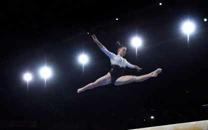Ginnastica artistica, le azzurre sul podio mondiale. FOTO