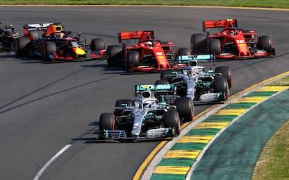 F1 2019, tutti i piloti del campionato. FOTO