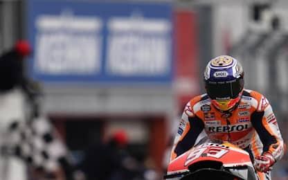 MotoGp, Gp del Giappone: a Motegi vince Marquez