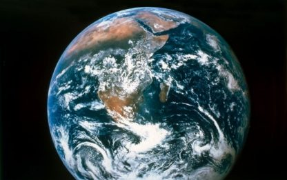 La storia dell'Universo e della Terra in otto tappe fondamentali