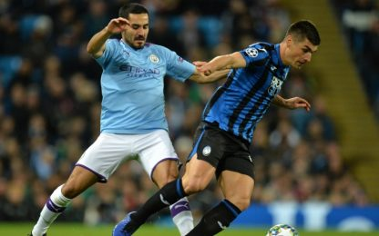 City-Atalanta 5-1, gol e highlights della partita di Champions League