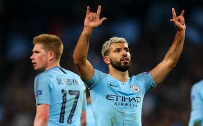 Sergio Aguero, la star del Manchester City spopola su Twitch