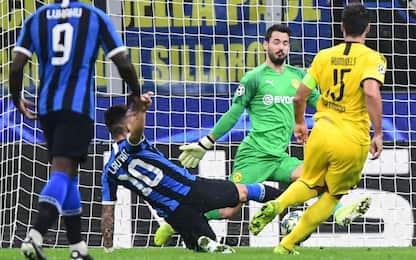 Inter-Borussia D. 2-0: video, gol e highlights della partita