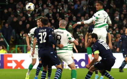Celtic-Lazio 2-1: video, gol e highlights della partita