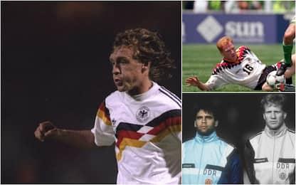 Calciatori che hanno giocato con DDR e Germania riunificata