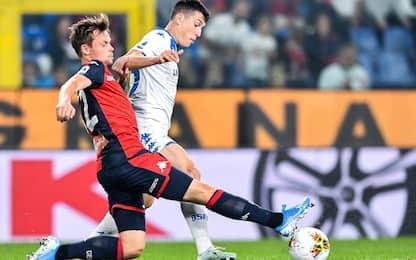 Genoa-Brescia 3-1: video, gol e highlights della partita di serie A
